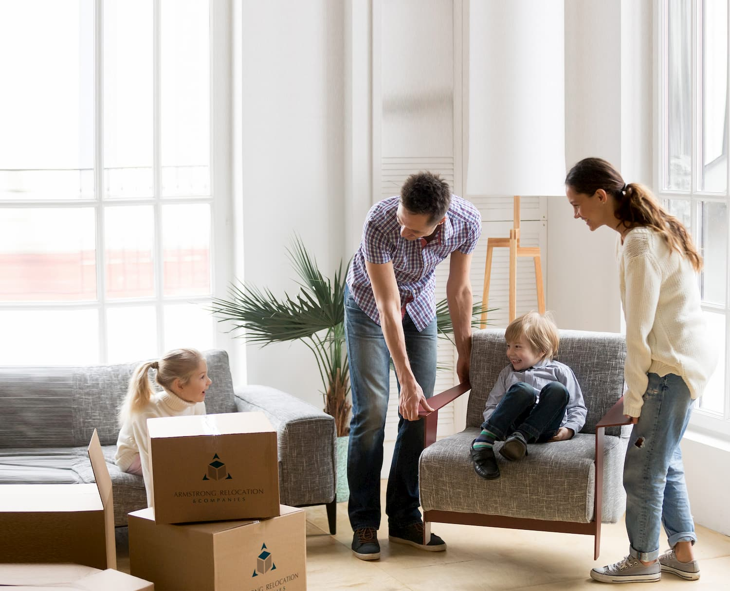 Local Moving within Akron Akron